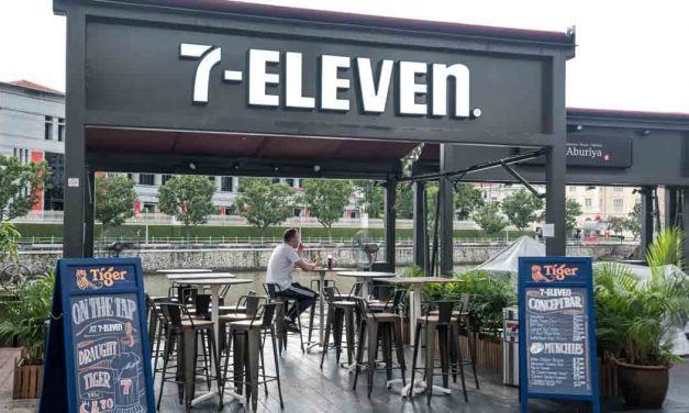 7-Eleven Singapore celebrates 400th Store with goodies and giveaways from 10 July to 6 August
