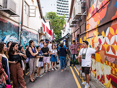 Aliwal Arts Night Crawl – Reimagine the cultural heritage of Kampong Glam through stories, music, performances, and exhibitions - Alvinology