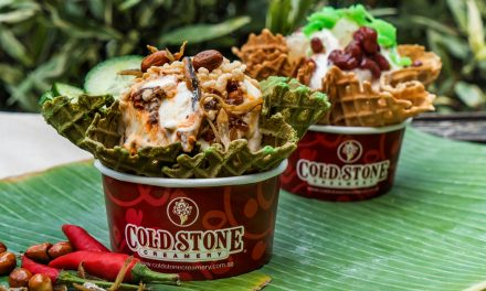 [PROMO INSIDE] Cold Stone – Nasi Lemak and Chendolicious Ice Cream are back in time for Singapore's 54th Birthday