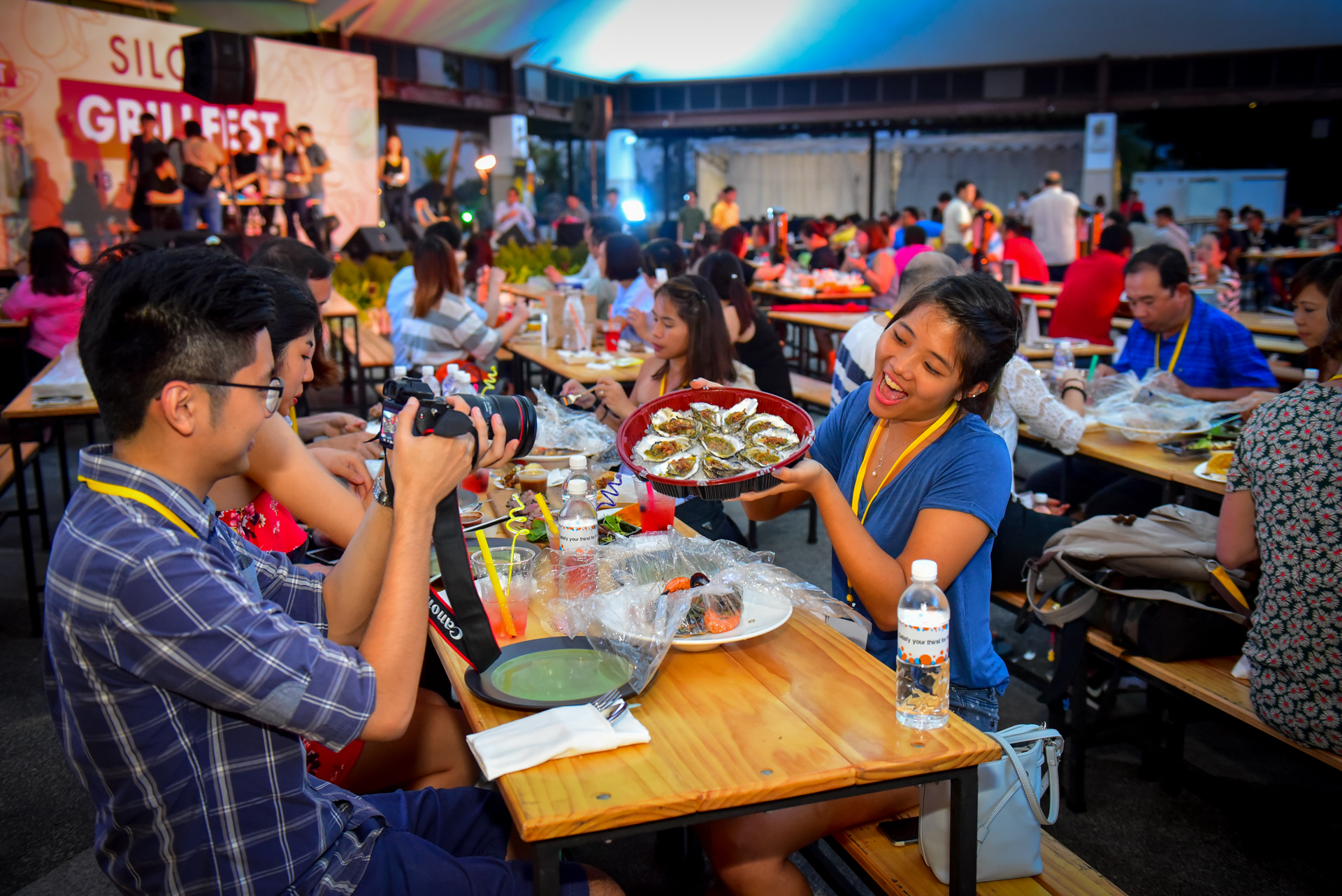 [PROMO INSIDE] Sentosa GrillFest - 1KM of exclusive menus, beer, and a 3m-tall tepee BBQ at Siloso Beach - Alvinology