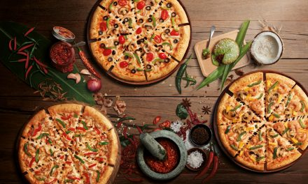 Domino's Pizza introduces three new Sambal Pizzas and Ondeh-Ondeh Lava Cake exclusively for the National Day