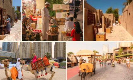 Here are the Best Insta-worthy Spots in Dubai (or probably in the world)