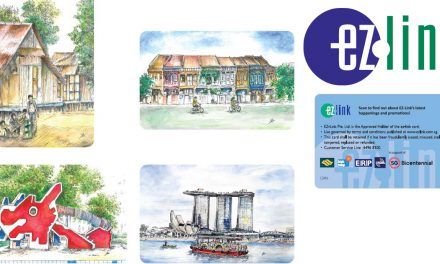 Hearing-impaired local artist hopes to share his joy with fellow Singaporeans through art on EZ-link cards