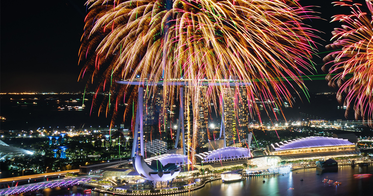 Here's Where You Can Experience a Gastronomic Tour of Singapore this National Day - Alvinology
