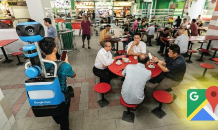 114 hawker centres in Singapore will be documented on Google Maps Street View by early 2020