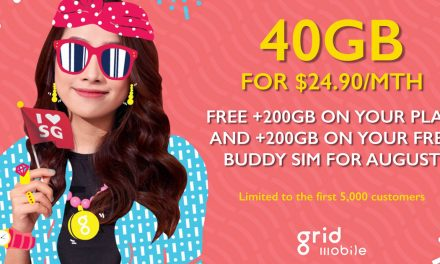 Grid Mobile offers 40GB at only $24.90/month and additional 200GB for the month of August 2019