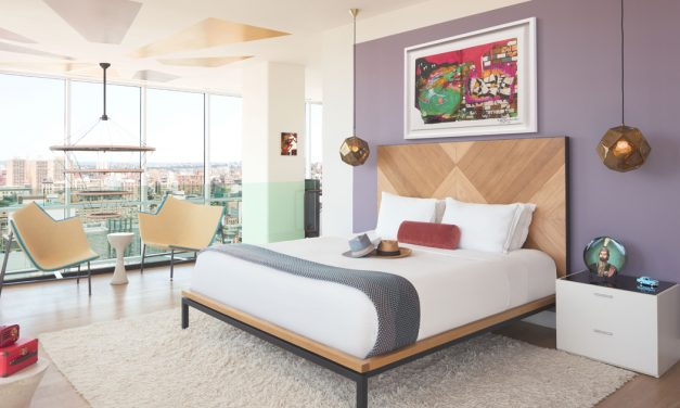 Shop the Neighbourhood – These hotel rooms will let you buy what's on display