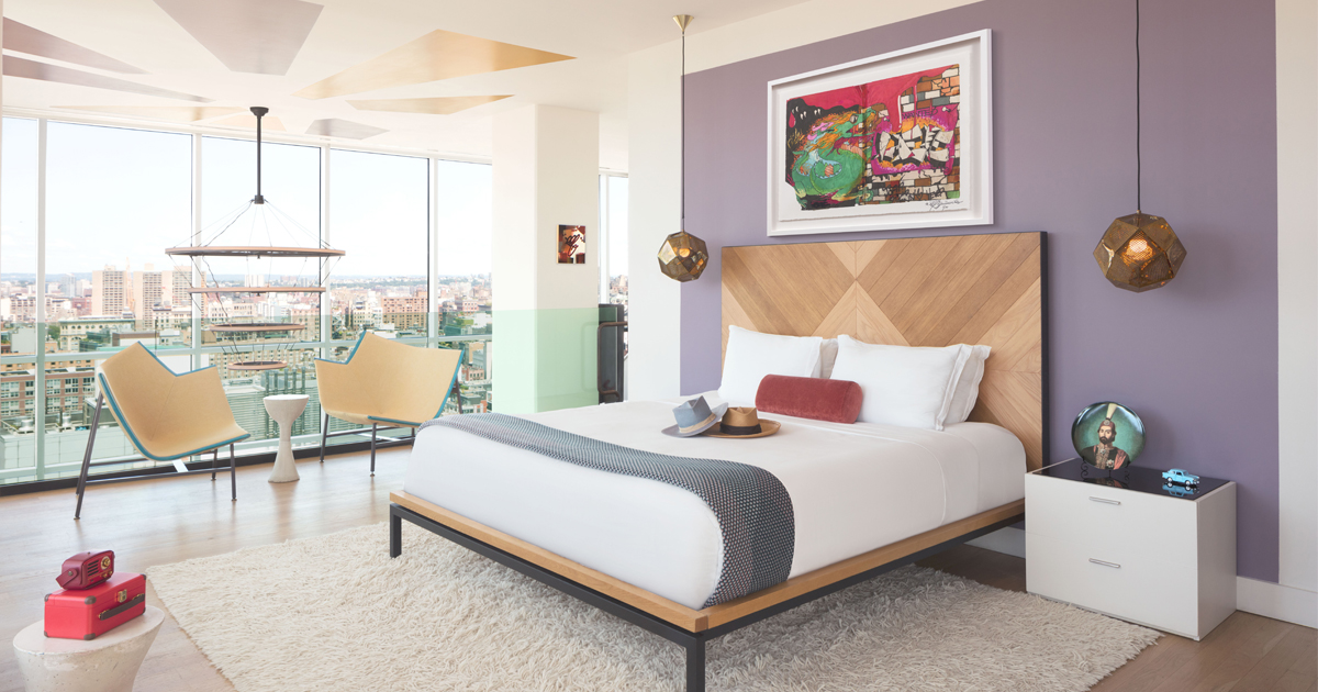 Shop the Neighbourhood - These hotel rooms will let you buy what's on display - Alvinology