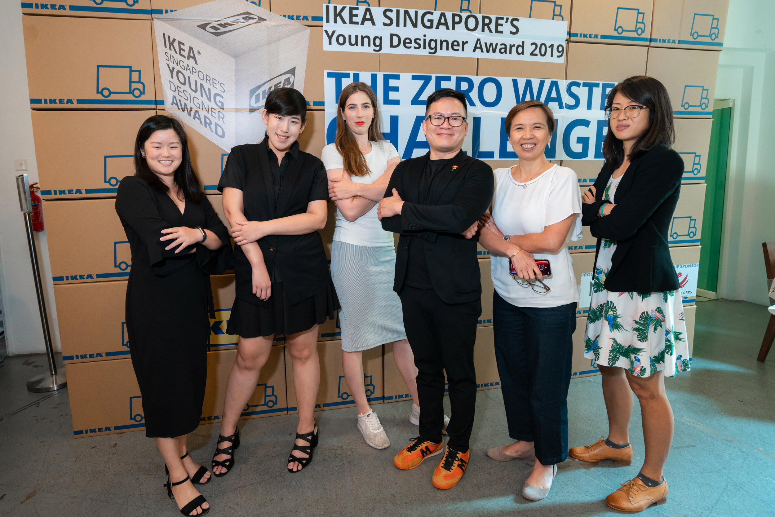 Here are the winners of IKEA Singapore's Young Designer Award 2019 - Alvinology