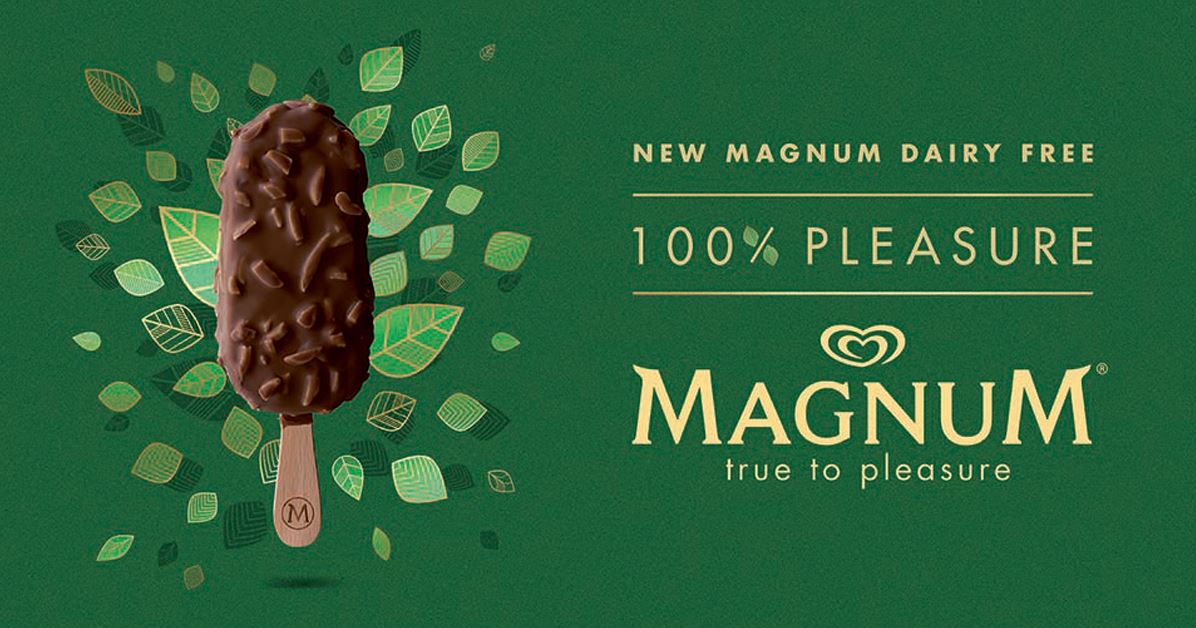 Magnum proves that true pleasure can be healthy with its newest vegan flavours – Magnum Dairy Free Range - Alvinology