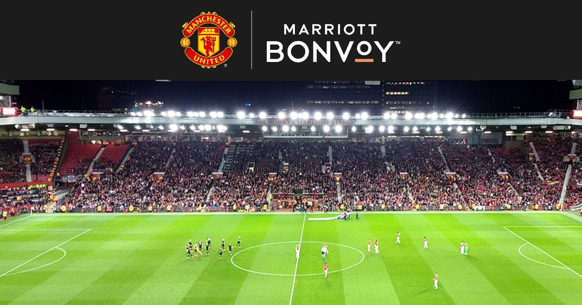 Watch out Marriott Bonvoy Members: Here comes a once-in-a-lifetime Manchester United experiences to Asia Pacific - Alvinology