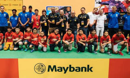 Good News Maybank Manchester United Platinum Visa Credit Cardholders – you'll get 1% unlimited cash rebate on all transactions