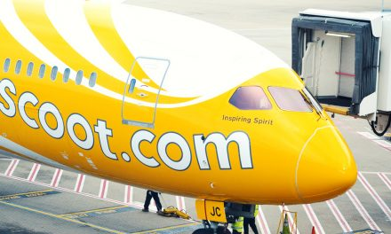 Scoot to operate at Singapore Changi Airport Terminal 1 starting 22 October 2019