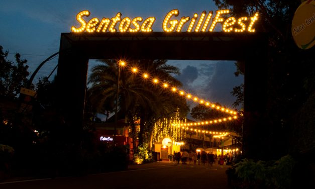 [PROMO INSIDE] Sentosa GrillFest – 1KM of exclusive menus, beer, and a 3m-tall tepee BBQ at Siloso Beach