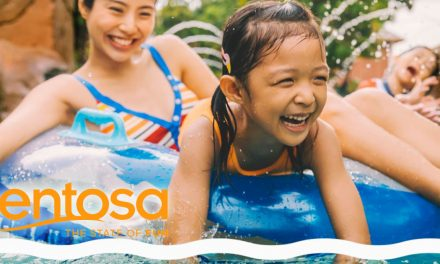 Sentosa invites all to Make Time for leisure and not feel guilty about it