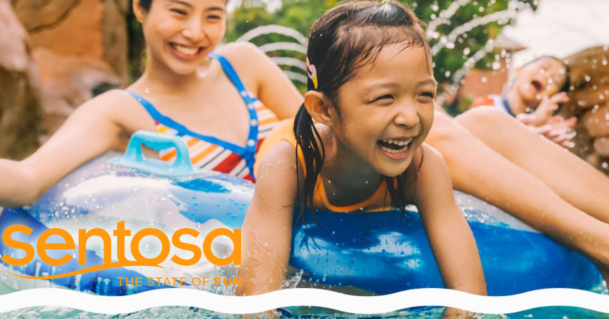 Sentosa invites all to Make Time for leisure and not feel guilty about it - Alvinology