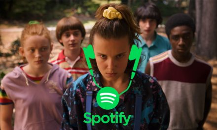 Stranger Things OST is one of the most listened to music on Spotify and it's not at all strange
