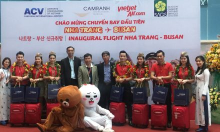 You can now fly from Nha Trang directly to Busan with Vietjet