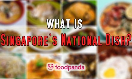 What is Singapore's National Dish? Know the answer by ordering at foodpanda from now until 8 August