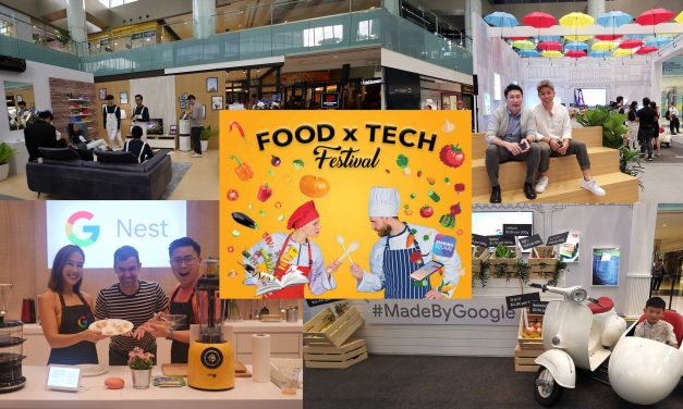 Experience Tony Stark's smart home at Marina Square's Food x Tech Festival with Google