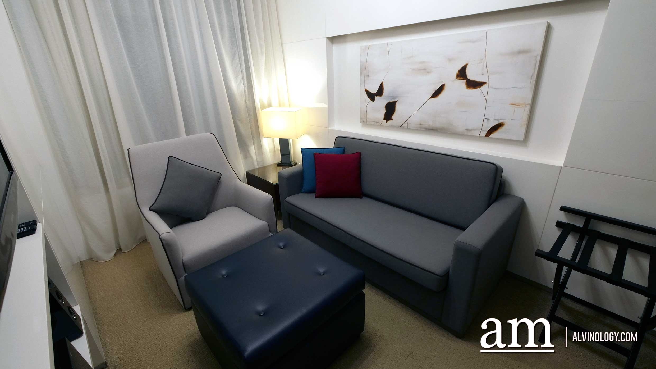 Do you know there are serviced apartments inside Grand Copthorne Waterfront Hotel Singapore? - Alvinology