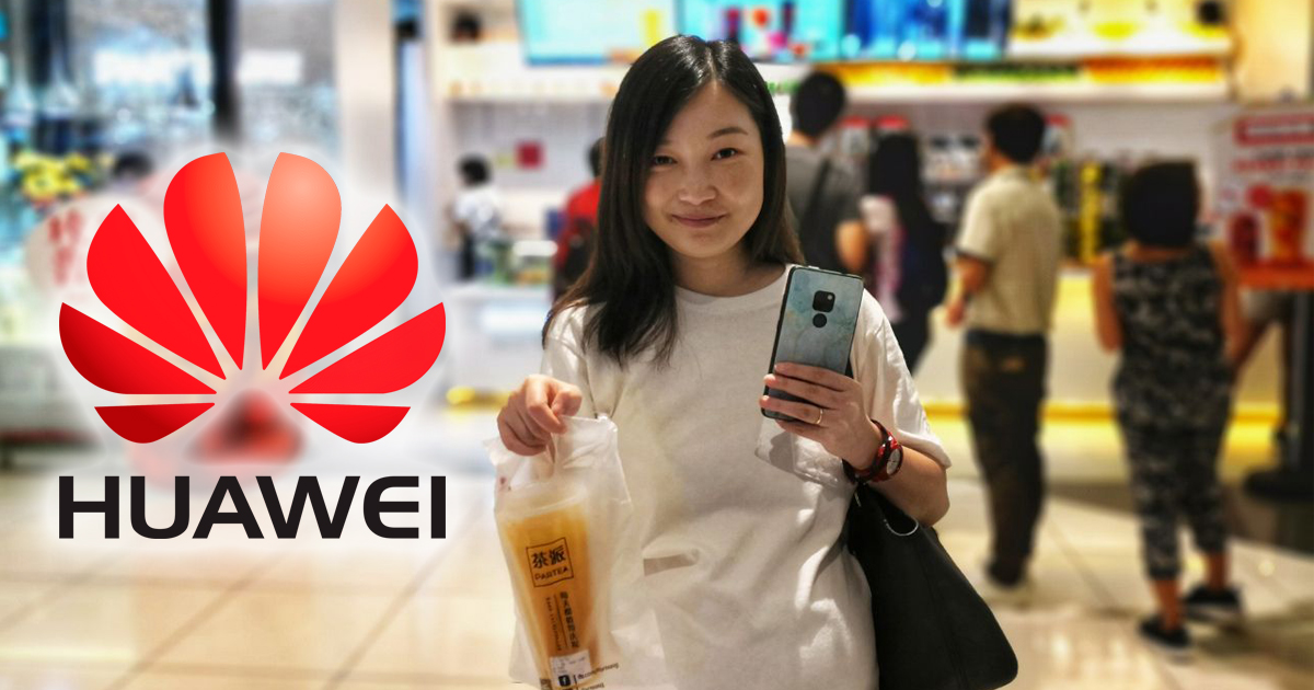 IT'S NOT OVER: Huawei users in Singapore can still claim a free cup of Partea this 12 – 14 July