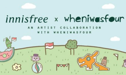 innisfree x WHENIWASFOUR – Relive childhood memories this National Day