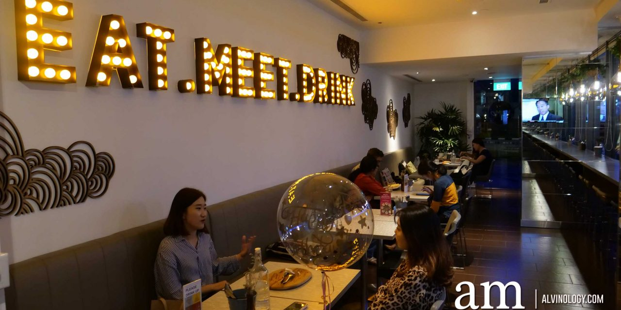 MEMO Café at Studio M Hotel Singapore – Selfie Coffee, Brunch Sets and more