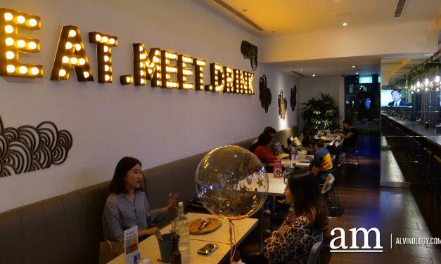 MEMO Café at Studio M Hotel Singapore – Selfie Coffee, Brunch Sets and more