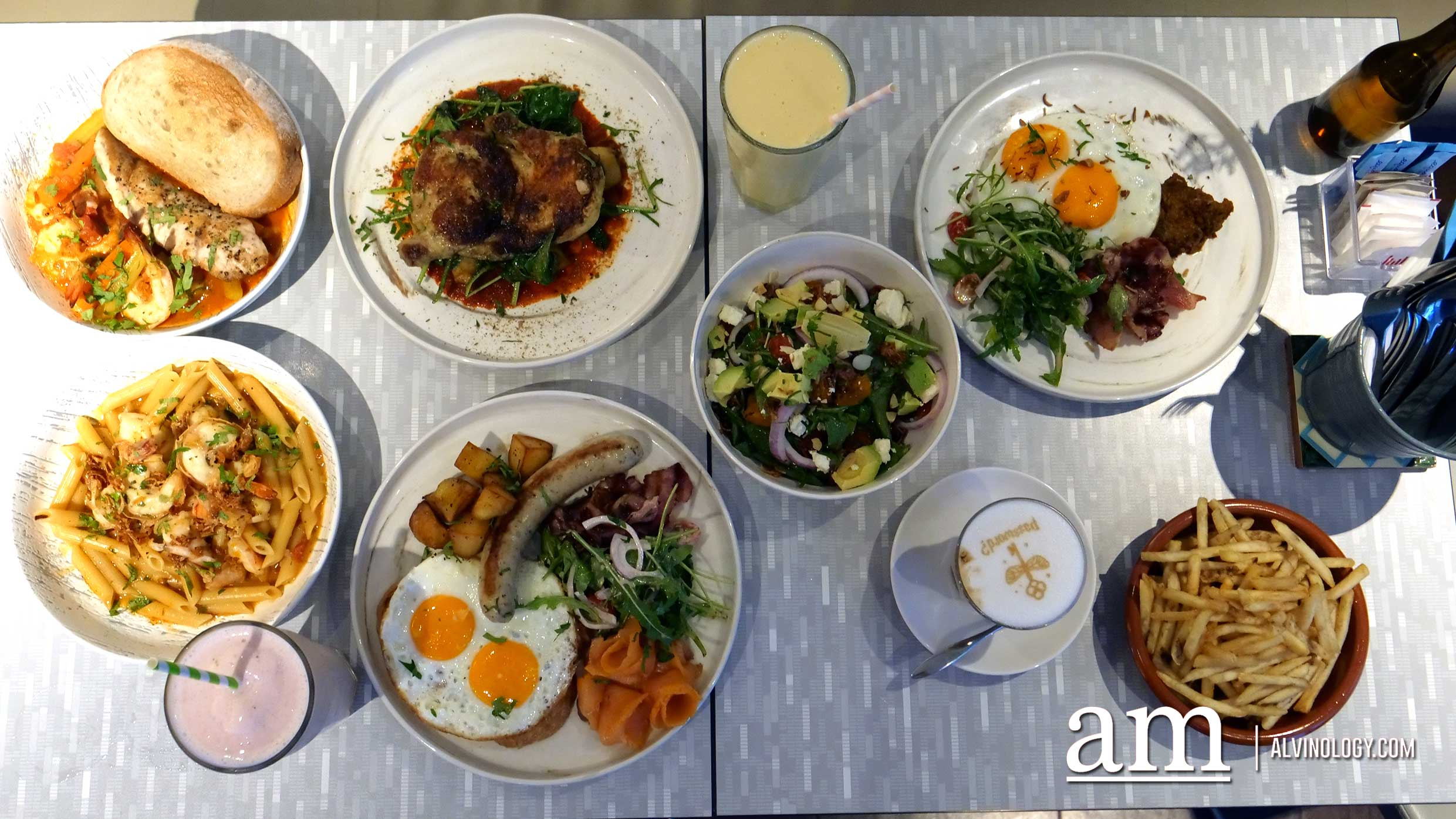 The full feast