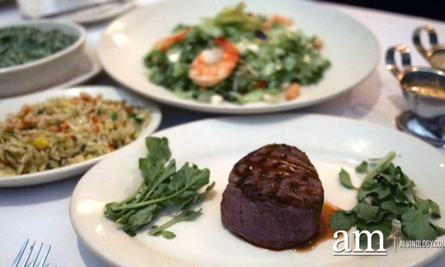 Best of Morton's The Steakhouse – 21 Signature Dishes to celebrate 21st Anniversary