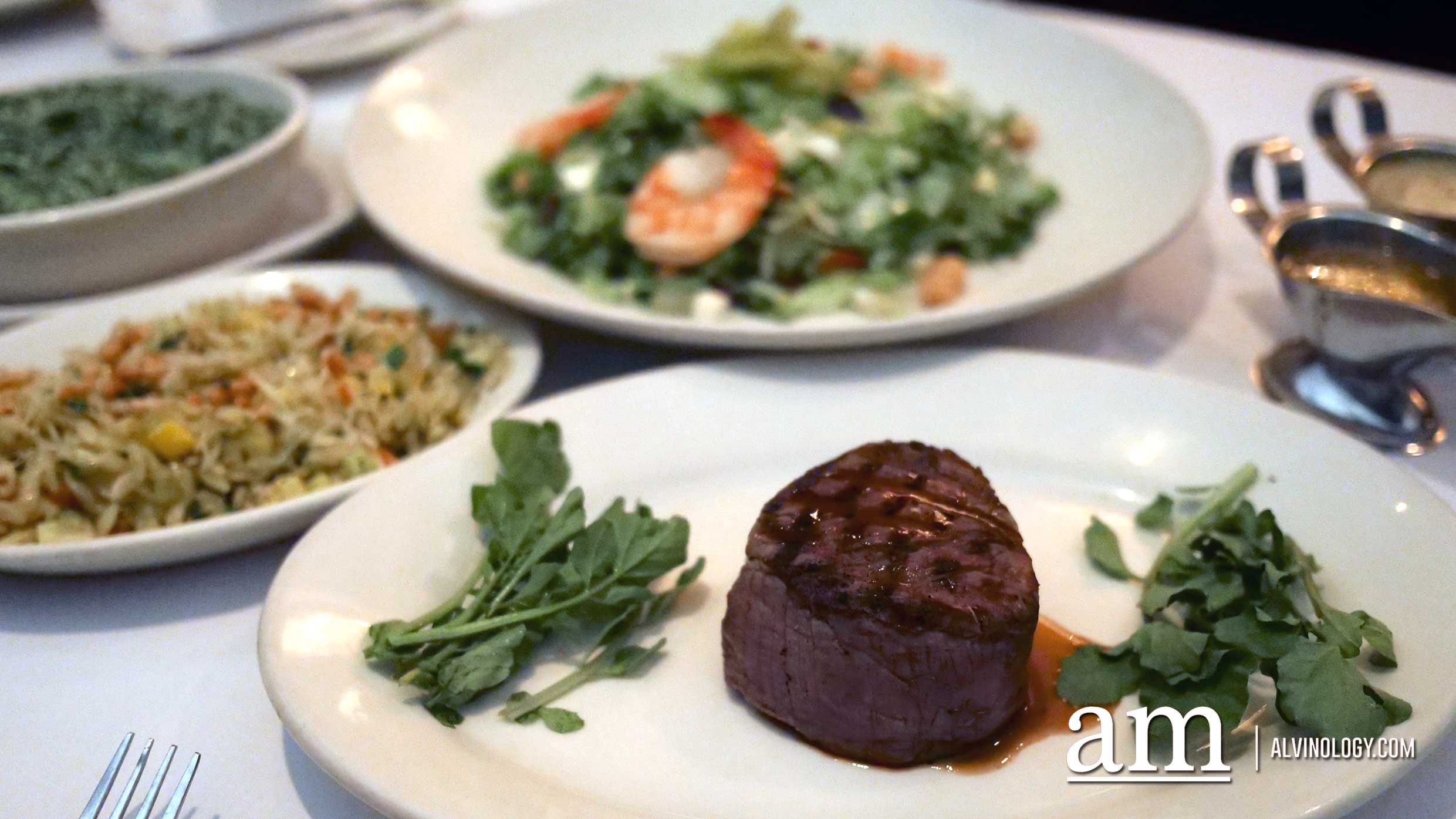 Best of Morton's The Steakhouse - 21 Signature Dishes to celebrate 21st Anniversary - Alvinology