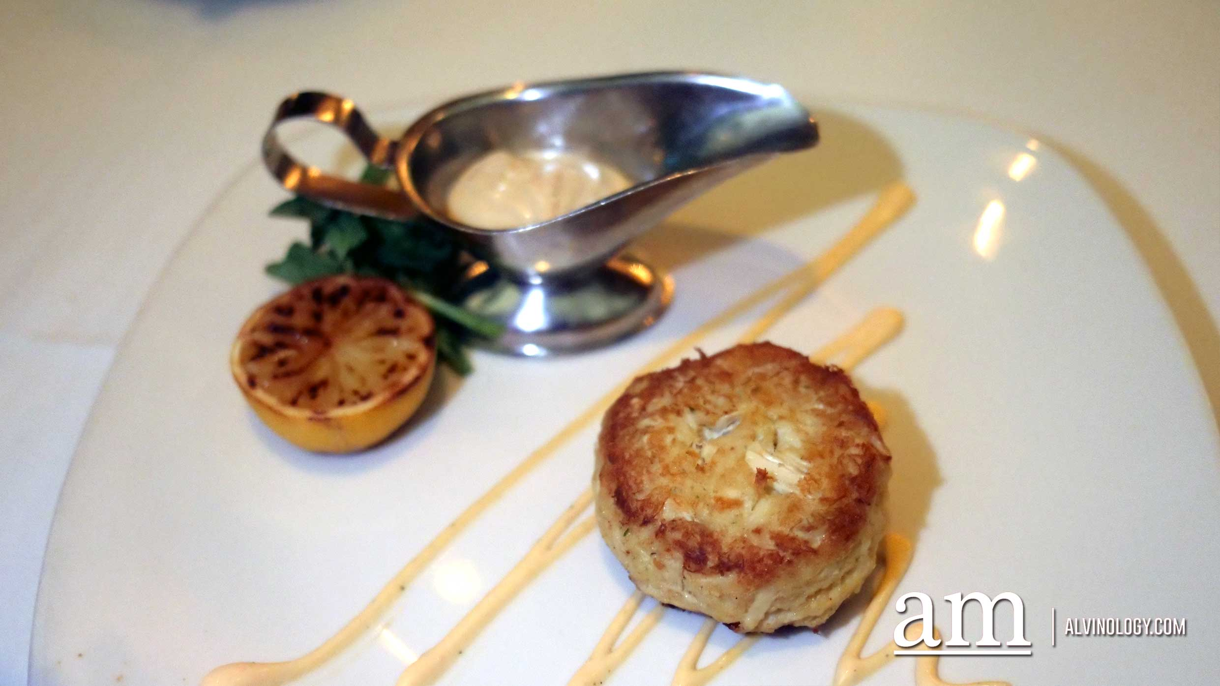 7. Jumbo Lump Crab Cake
