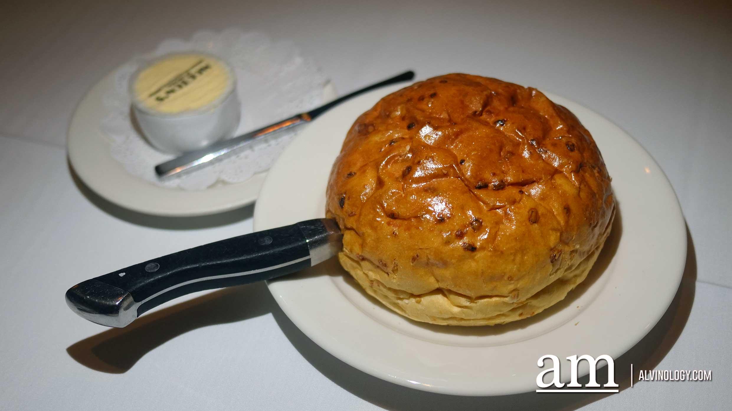 5. Morton's Egg and Onion Bread