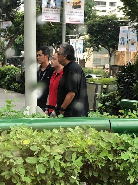 New Natalie Siow Yu Zhen photo shows her back at the Orchard Towers murder crime scene in prison garb - Alvinology