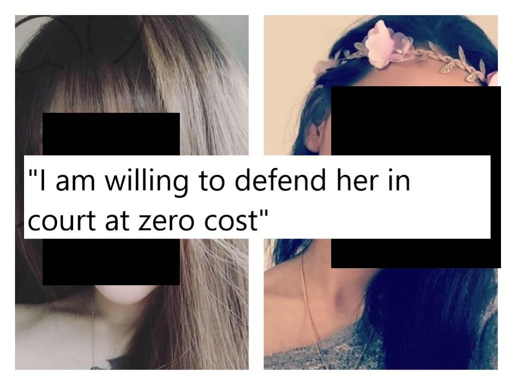 Fake lawyer offered pro bono defence services to Natalie Siow Yu Zhen on Singaporean forum - Alvinology