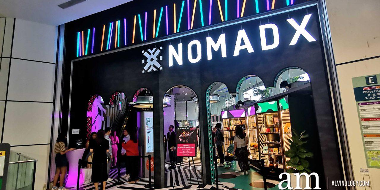 Nomadx plaza singapura