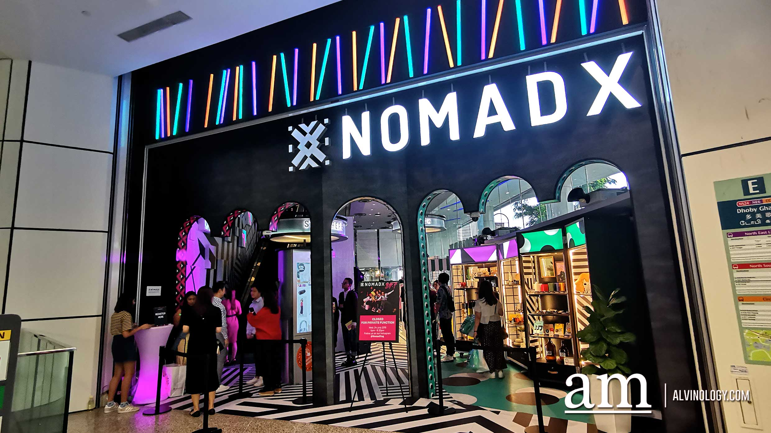CapitaLand's Nomadx is back and its now open 24/7 via NomadX.sg - Alvinology