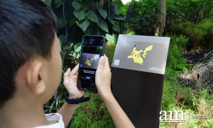 "Do you know there's a ""secret"" Pokemon game in the Jewel Changi Airport app?"