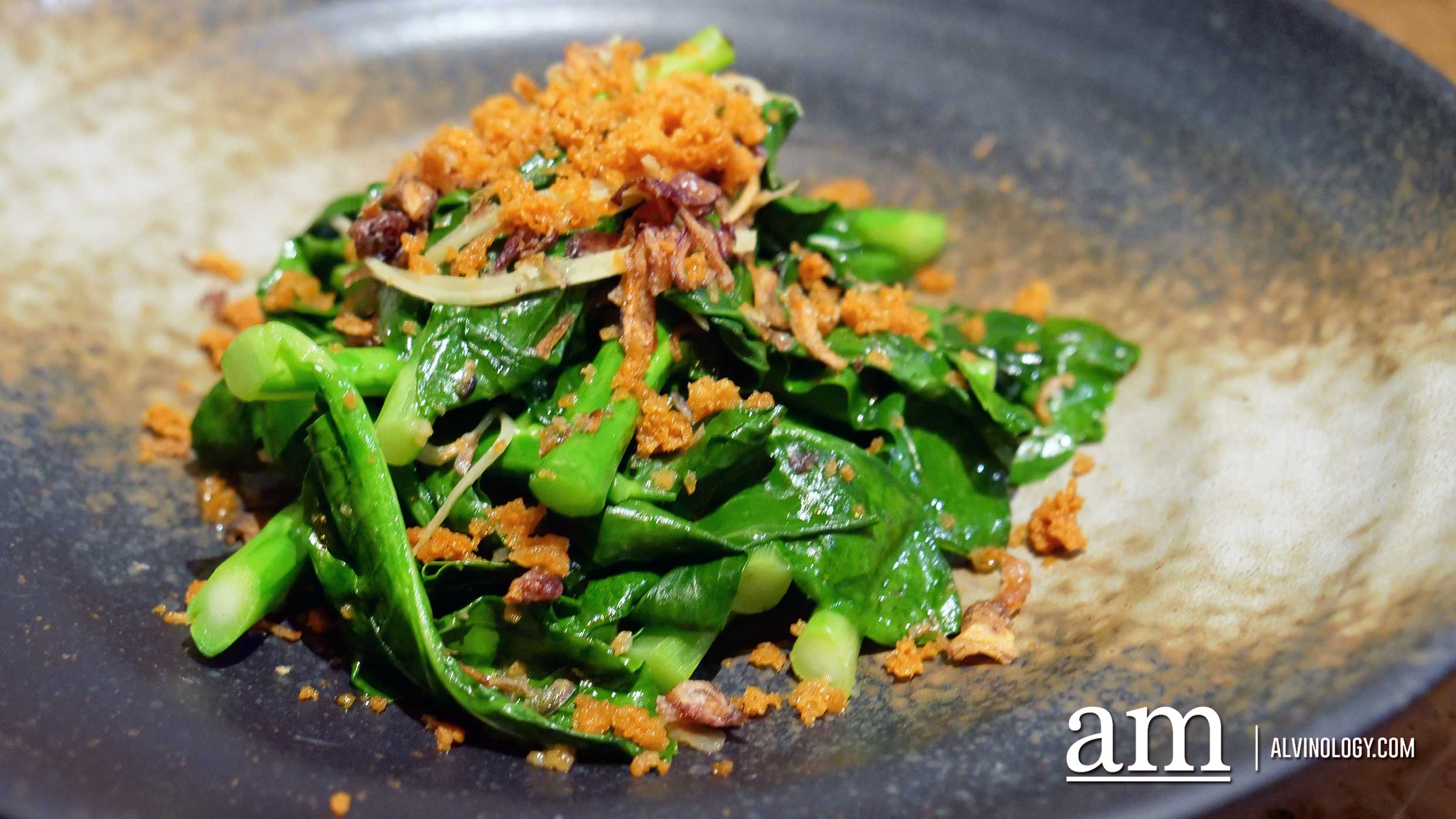 FOREST 森 launches S$54 National Day Special Menu featuring Chef Sam Leong's Mother's Heritage Recipes - Alvinology