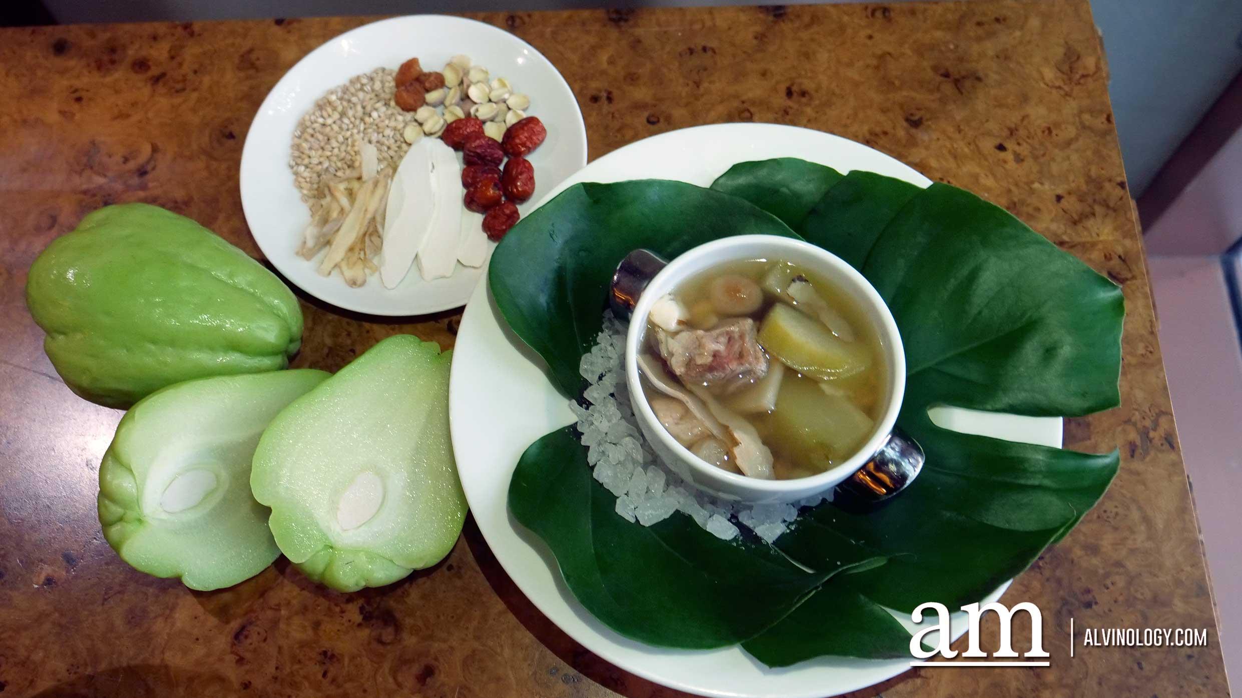 梁妈妈例汤 Mama Leong Daily Soup of the Day