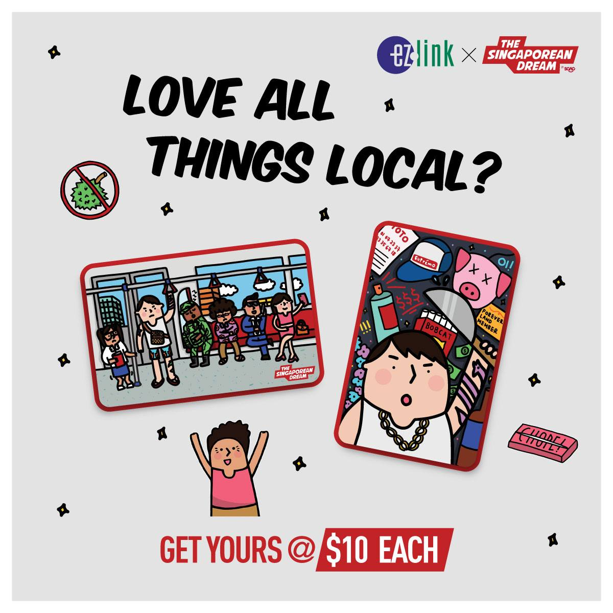 From One Piece to Hello Kitty to Star Wars to SGAG - get these exclusive EZ-Charms from EZ-Link's official store on Shopee - Alvinology