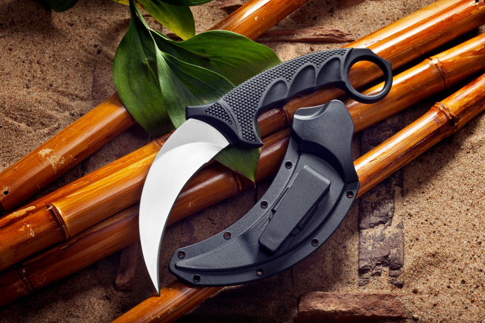 What is a karambit knife and why is it dangerous? Did Natalie Siow Yu Zhen and co-accused have a connection with the knife? - Alvinology