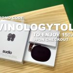 [GIVEAWAY + PROMO CODE] Sudio's TOLV wireless earphones