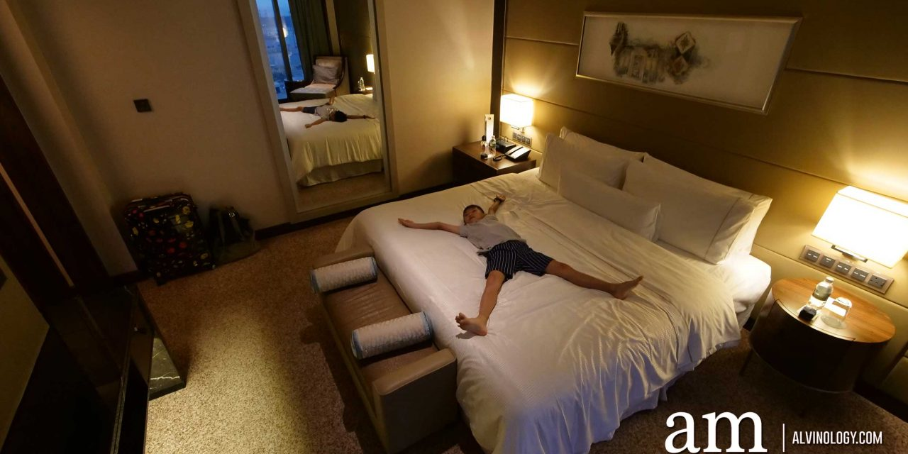 Singapore Fling Staycation at The Westin Singapore