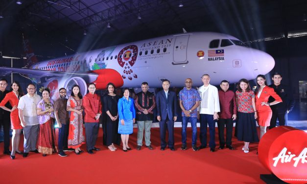 """AirAsia unveils """"Sustainable Asean"""" – sustainable effort for educating guests about saving the environment"""