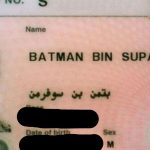 Batman Suparman wins case against knife-wielding suspect, still gets compelling scars