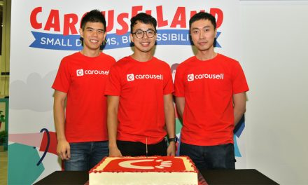 Celebrate Carousell's 7th Anniversary with its special Match and Win-win card and redeem your prizes