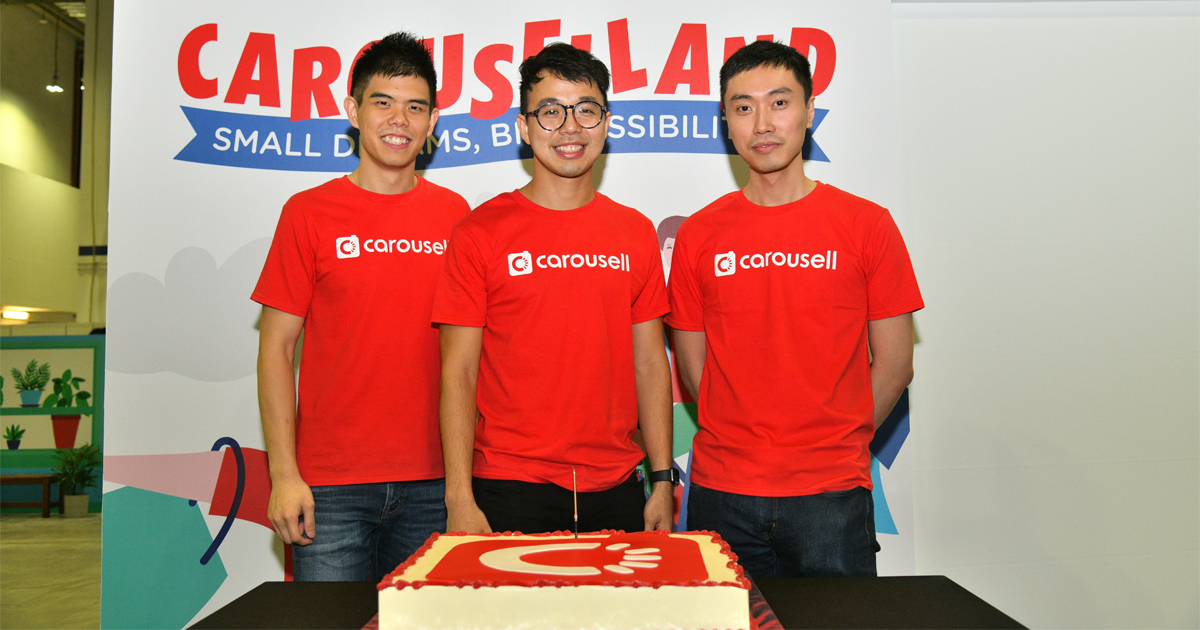 Celebrate Carousell's 7th Anniversary with its special Match and Win-win card and redeem your prizes - Alvinology