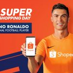 Superstar Cristiano Ronaldo is Shopee's its latest Brand Ambassador for the upcoming 9.9 Super Shopping Day
